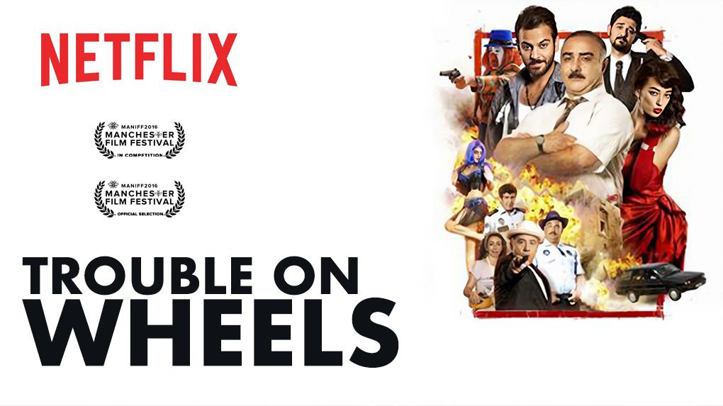 Trouble on Wheels is now on Netflix