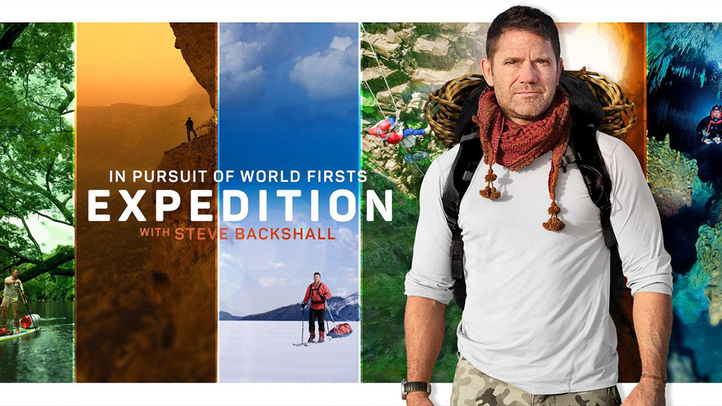 Onur composing music for PBS series Expedition with Steve Backshall